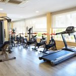 Hotel del Golf Playa gimnasio