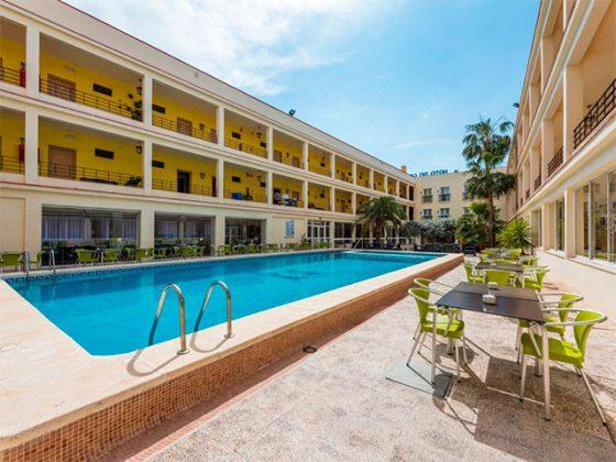 Hotel del Golf Playa piscina
