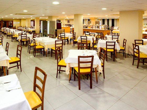 Hotel del Golf Playa restaurante