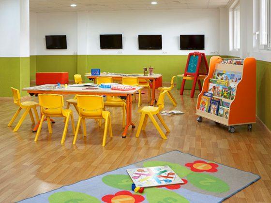 Hotel del Golf Playa sala infantil