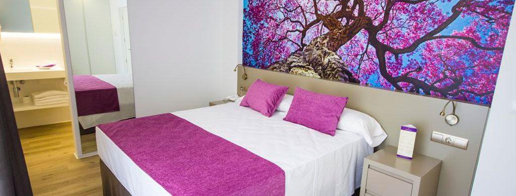 Hotel jard n de bellver castell n virtual - Hotel jardin bellver ...