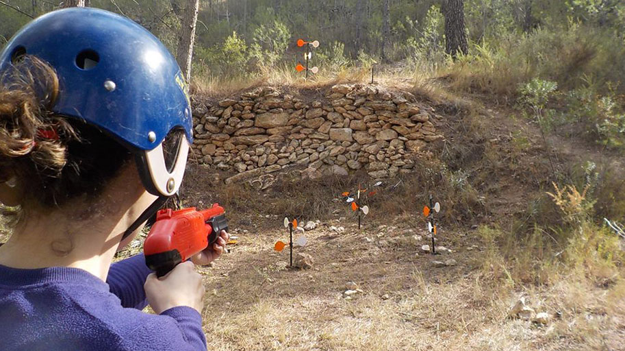 Paintball en montanejos