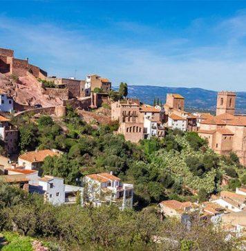 Pueblos Castellón Vilafamés