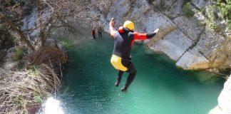 Rafting en Montanejos Somos Aventura