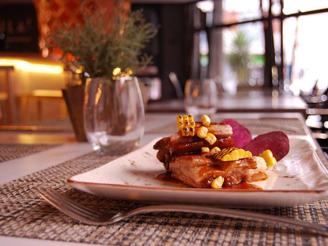 A taula Gastrobar Castellon