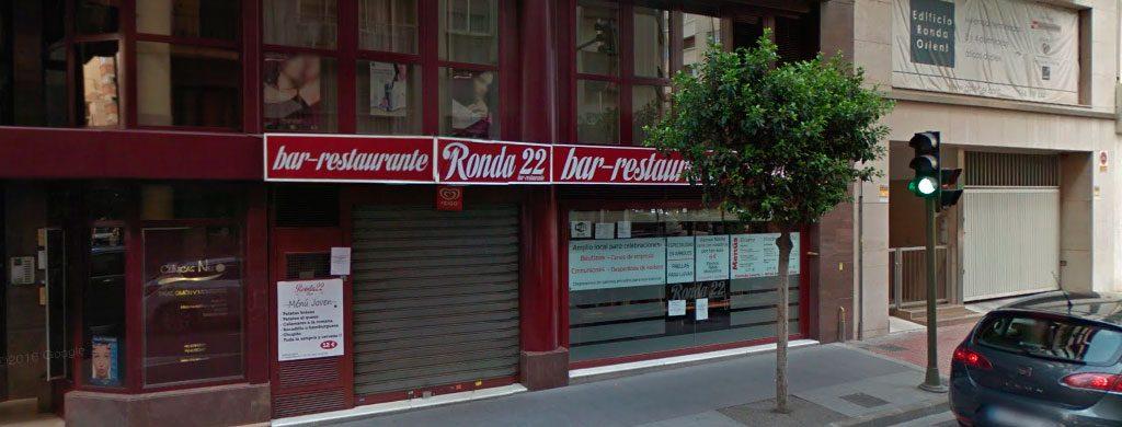 Restaurante Ronda 22
