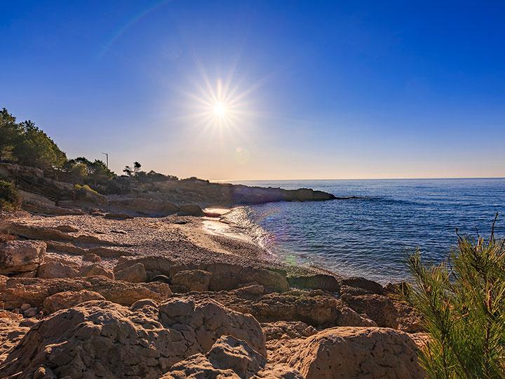 Playa del Carregador alcocebre