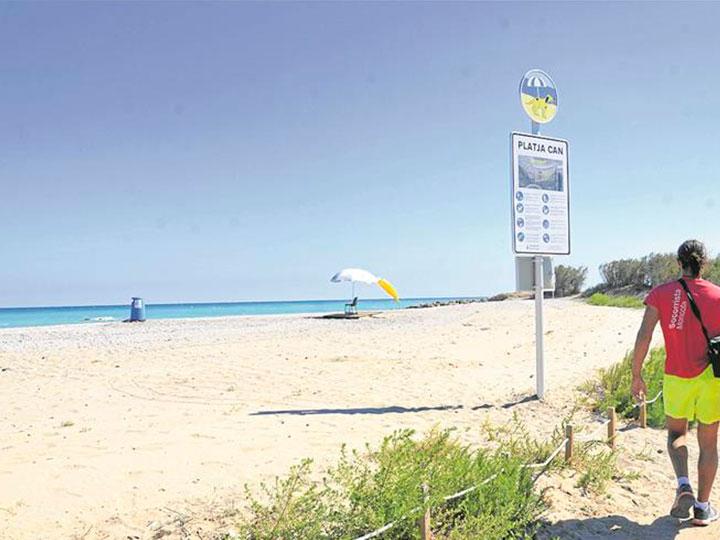 Playa De Belcaire Moncofa