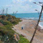 Playa d'aiguadoliva Vinaroz