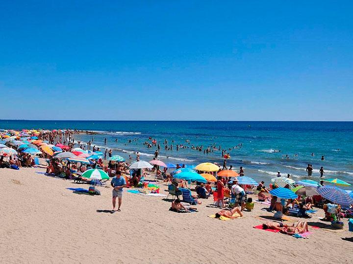 Playa de Platgetes de Bellver-oropesa