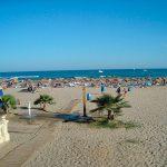 Playa voramar en benicassim