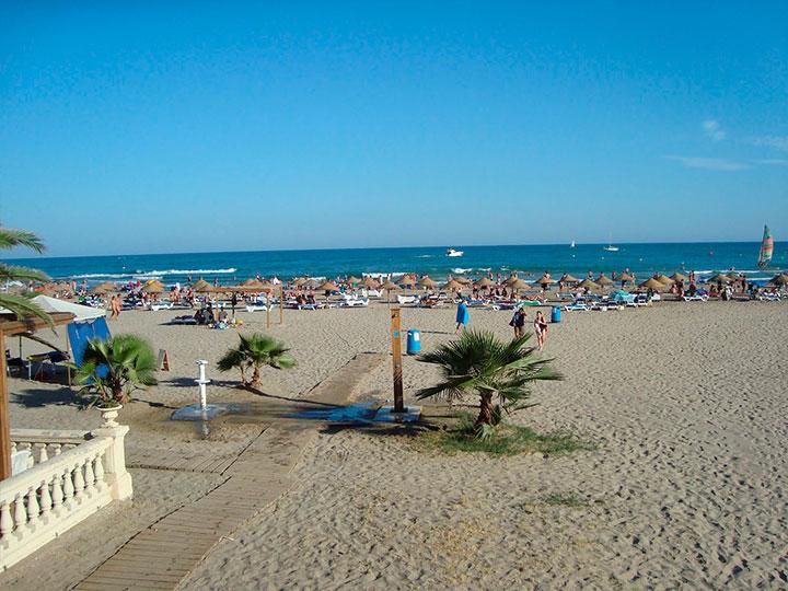 Playa Heliópolis benicasim