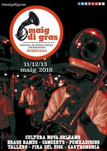 Burriana celebrará el Maig Di Gras del 11 al 13 de mayo