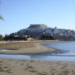 playa sur de peñiscola