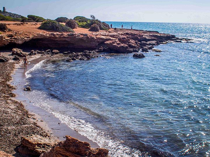 playa la renega oropesa