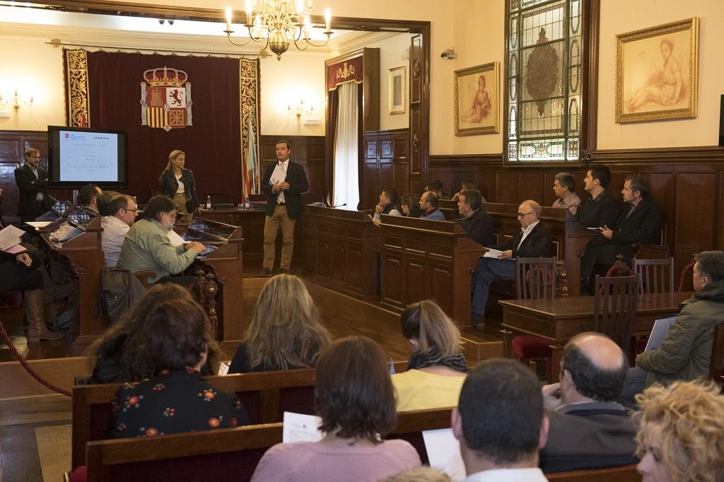 La Diputación y los ayuntamientos se coordinan para trabajar juntos en Fitur 2018