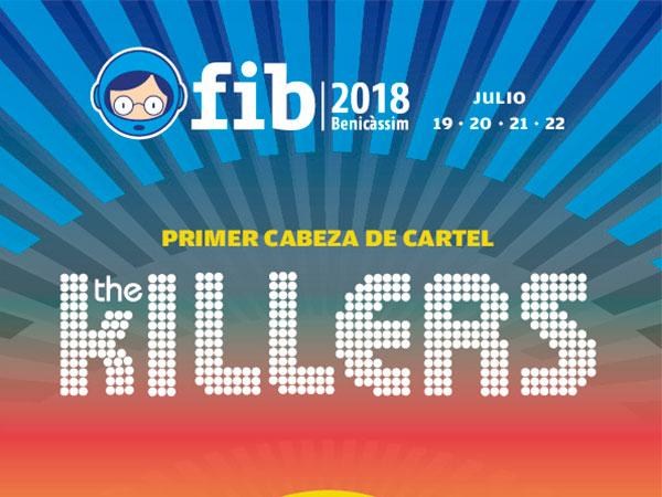 Primer cabeza de cartel del FIB 2018