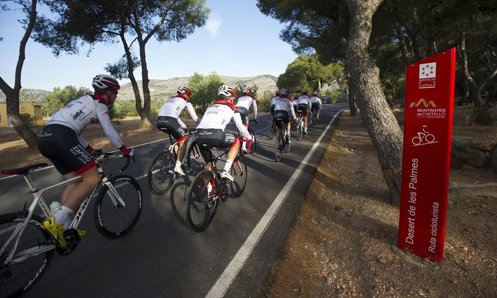 La Diputación crea 90 rutas permanentes que potencian el impacto turístico del deporte en los pueblos durante todo el año
