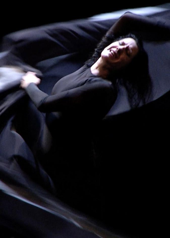 Óyeme con los ojos, de María Pagés en el Teatro Principal
