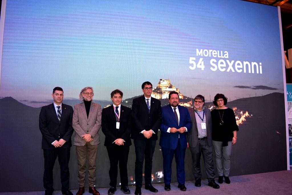 El 54 Sexenni de Morella se da a conocer en Fitur