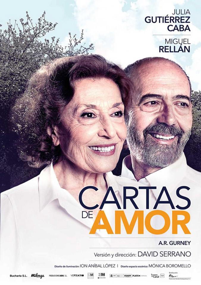 'Cartas de amor' en el Teatro Principal de Castellón