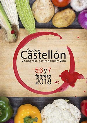IV Congreso Gastronomía y Vino de Castellón Cocina Castellón