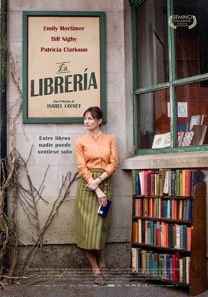 Proyección de La Librería en el Teatre Francesc Tàrrega de Benicàssim