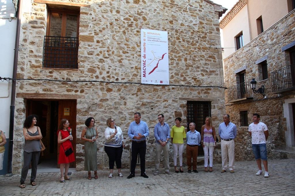 El MACVAC de Vilafamés recibe 19.000 visitas en 2017