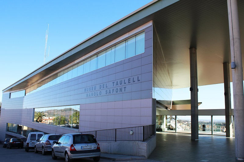 El Museu del Taulell de Onda consigue un nuevo récord de visitas en 2017