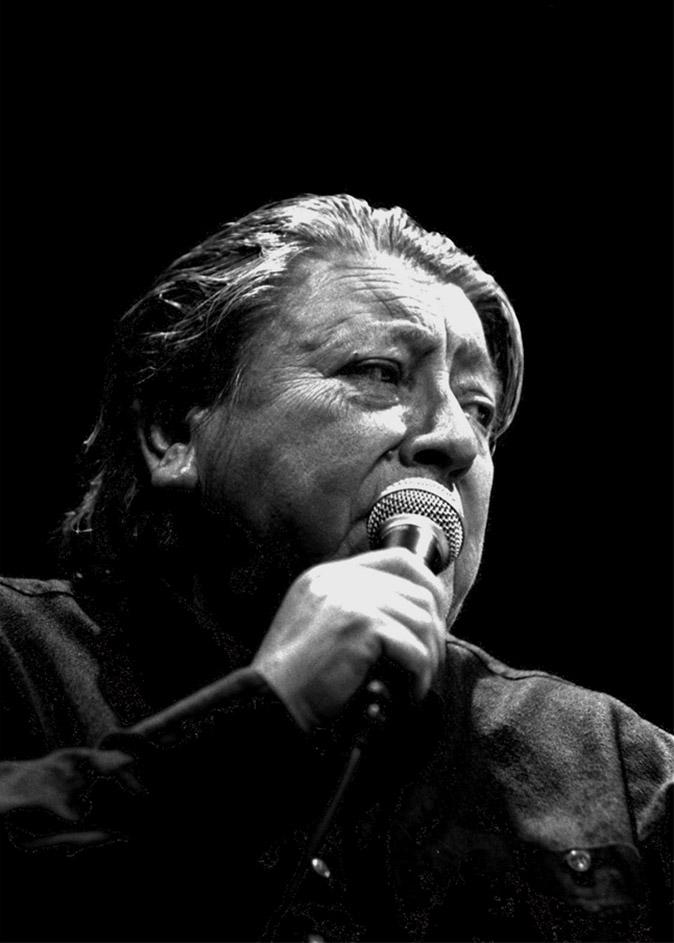 Concierto de Paco Muñoz en el Teatro Principal de Castellón