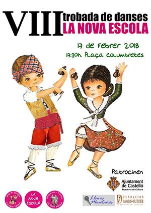 VIII Trobada de danses La Nova Escola