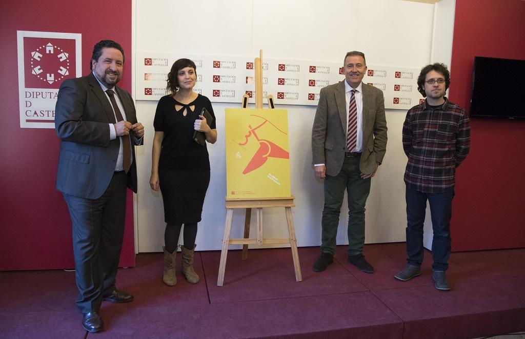 El Arquer de Valltorta representará a los 135 municipios de Castellón en el Día de la Provincia