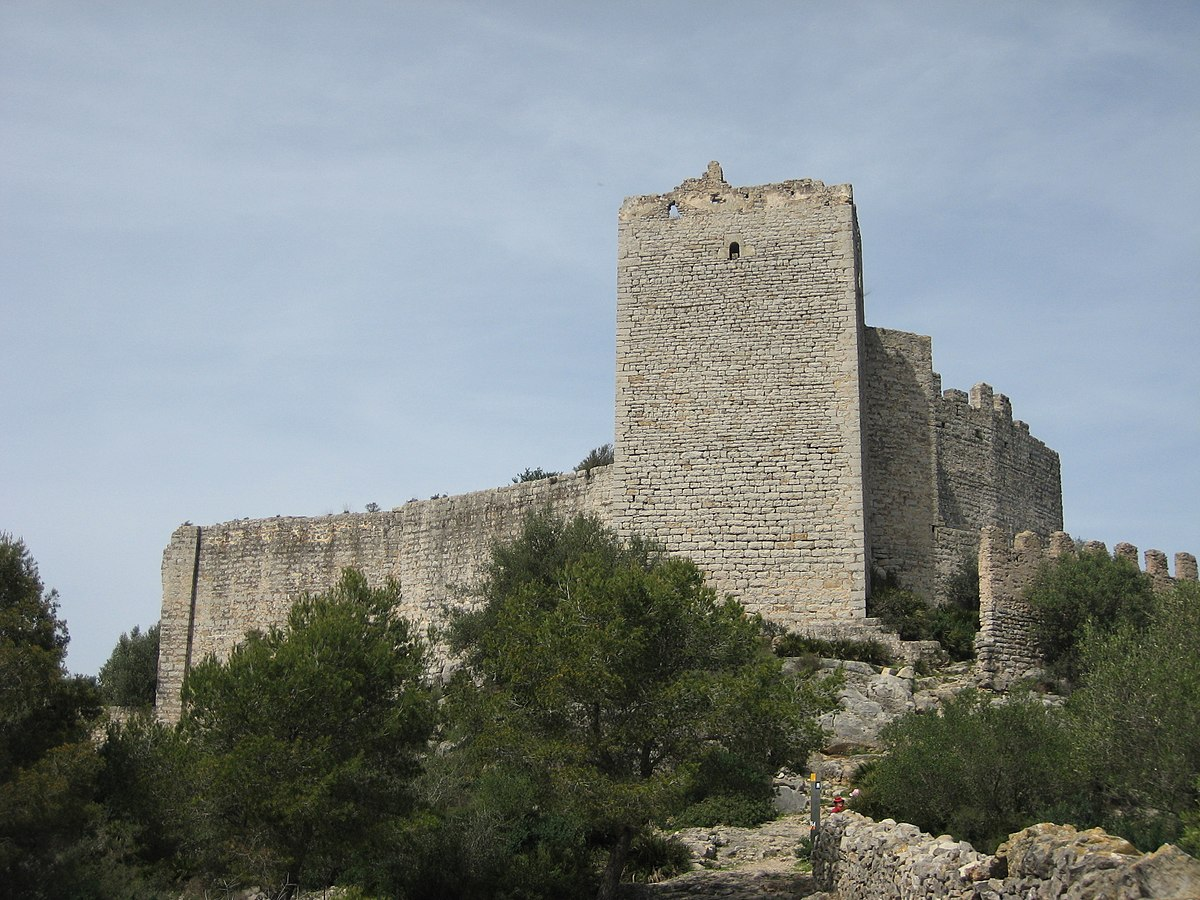Ruta Castillo Pulpis Sierra de Irta
