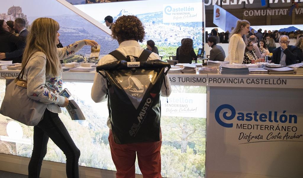 La Diputación presentará la oferta turística de Castellón en varias ferias de turismo