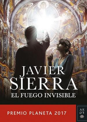 Presentación de 'El fuego invisible', de Javier Sierra