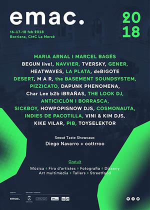 EMAC 2018 en Burriana
