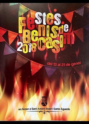 Fiestas de Benicàssim en honor a San Antonio y Santa Águeda