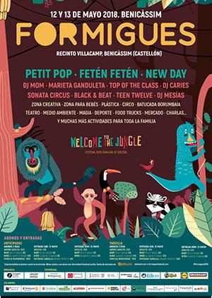 Formigues Festival 2018