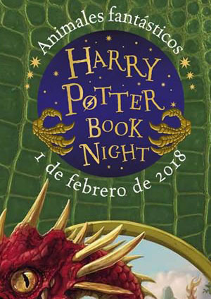 Harry Potter Book Night en Libería Argot