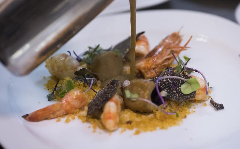 Un total de siete restaurantes de tres municipios del Alt Maestrat participan en estas jornadas que atraen un impacto de 100.000€