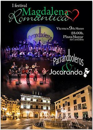 Magdalena Romántica: I Festival de Boleros
