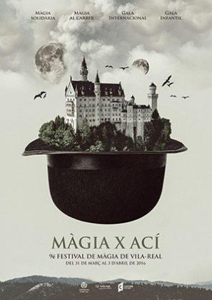 11º Festival de Magia de Vila-real