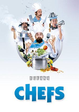 Chefs en el Teatro Mónaco de Onda