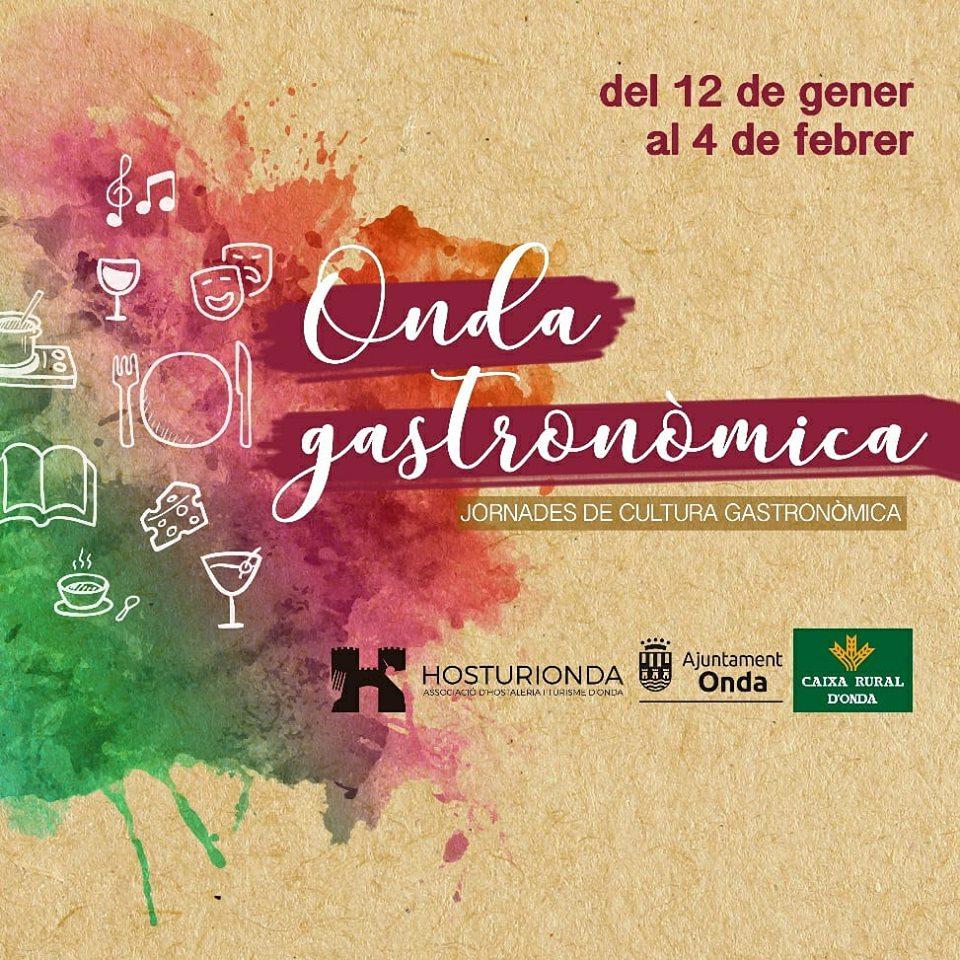 Onda Gastronómica, una oferta de talleres, clases magistrales, cine, teatro y buena cocina en la Plana Baixa