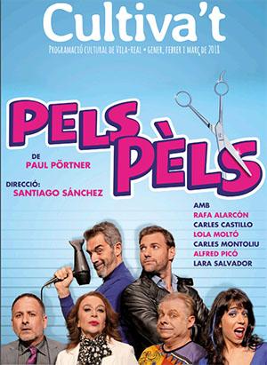 'Pels Pèls' en Auditori Municipal de Vila-real