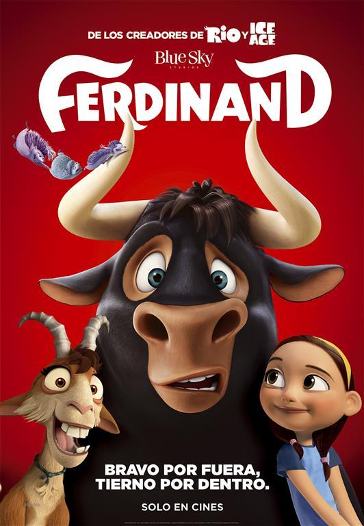 Proyección de Ferdinand en el Teatro Francesc Tàrrega