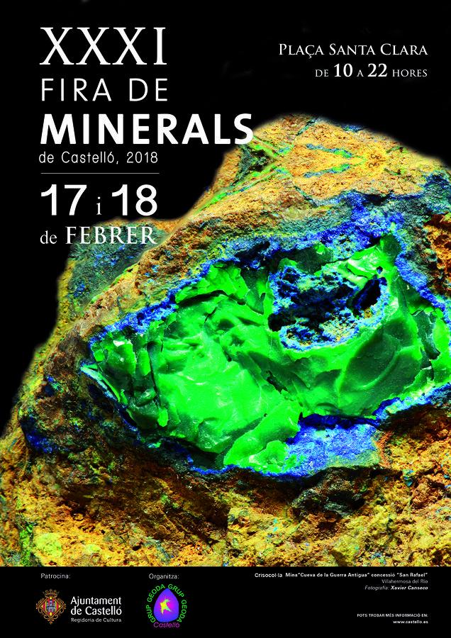 XXXI Fira de Minerals de Castellón