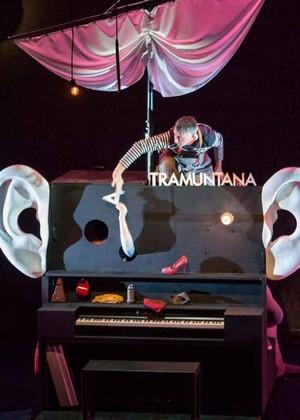 'Tocatico-Tocatà', de Carles Santos en el Teatro Principal de Castellón