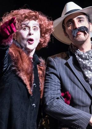 'La visita de la Vella Dama' en el Teatro Principal de Castellón