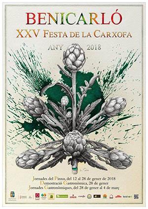 XXV Festa de la Carxofa en Benicarló
